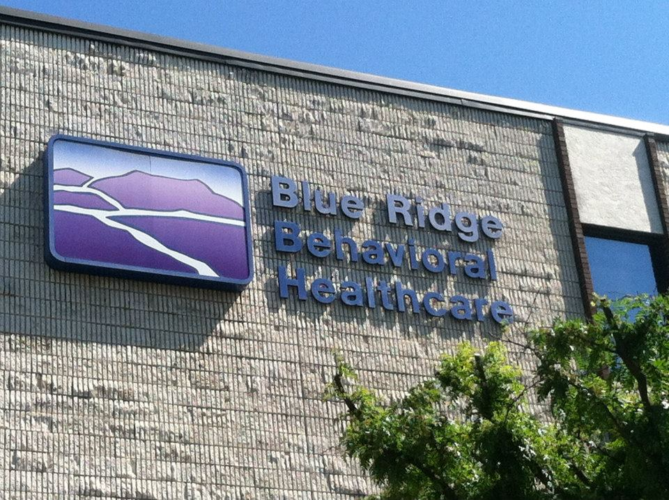 About Our Organization Blue Ridge Behavioral Healthcare