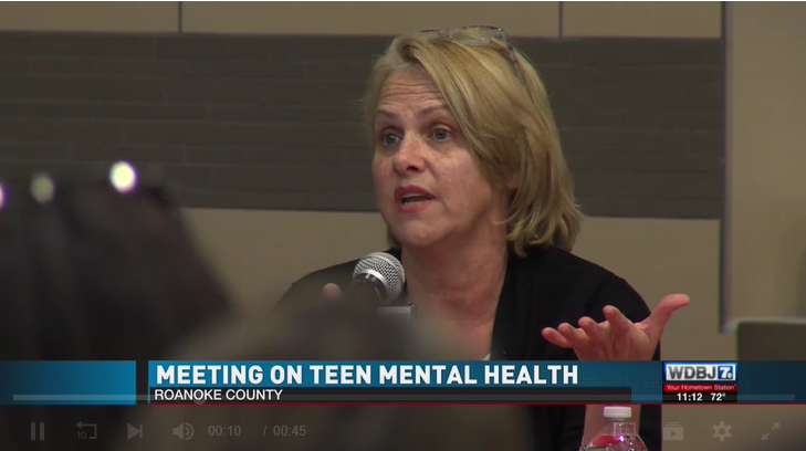 Roanoke County Schools host BRBH teen mental health info meetings for parents