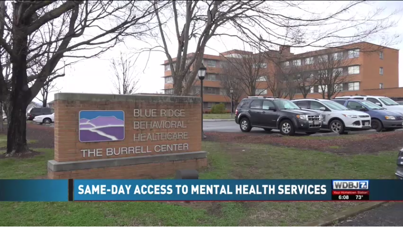 Same-day Access to Mental Health Services