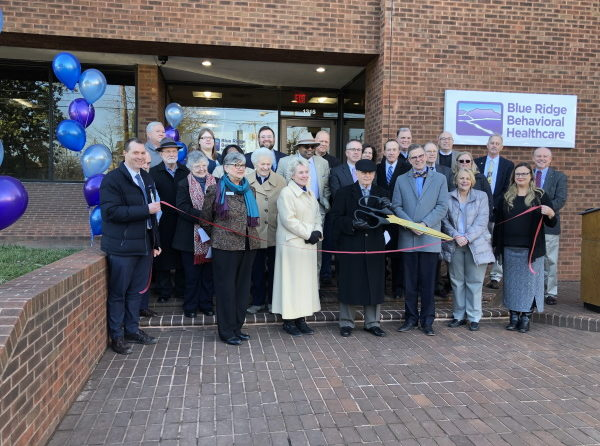 Ribbon Cutting – New Child, Youth, and Family Services location